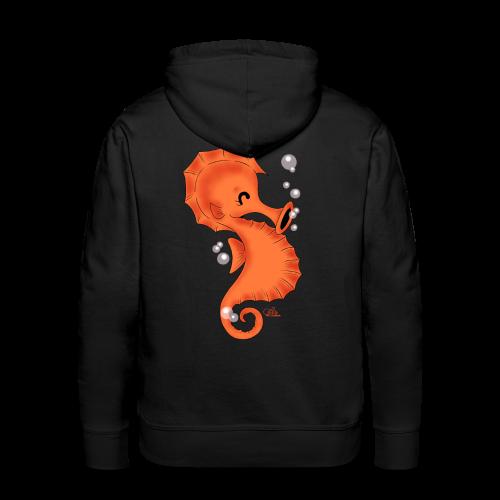 KinderShirt Seelina Seepferdchen - Männer Premium Hoodie