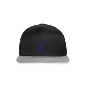 T-shirt  für Jazzliebhaber mit Motivschriftzug Jazz  - Snapback Cap