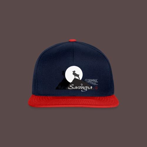 Muflone - Snapback Cap