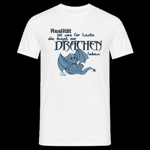 Realität ist... - Männer T-Shirt