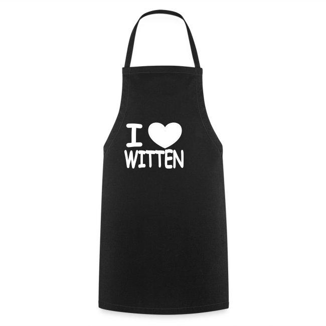 I love Witten - Shirt klassisch