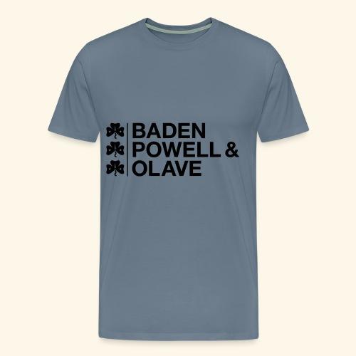 Tasche - Männer Premium T-Shirt