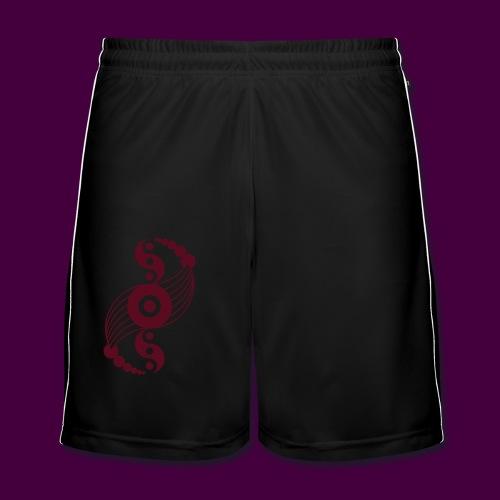 Kornkreis - Männer Fußball-Shorts