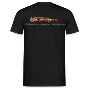 A Beginner's Look in Rc World Sweat - Men's T-Shirt