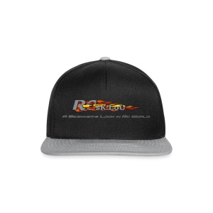 A Beginner's Look in Rc World Sweat - Snapback Cap