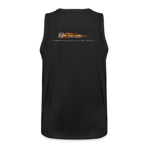 A Beginner's Look in Rc World Sweat - Men's Premium Tank Top