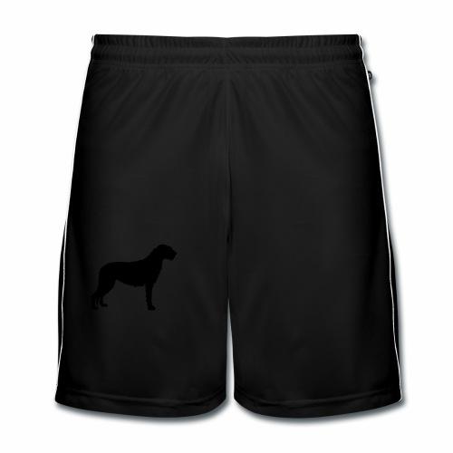 Irish Wolfhound 3 - Männer Fußball-Shorts