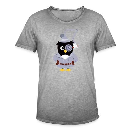 T-shirt Inspecteur Gadget - T-shirt vintage Homme