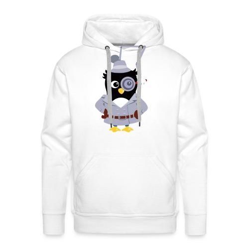 T-shirt Inspecteur Gadget - Sweat-shirt à capuche Premium pour hommes