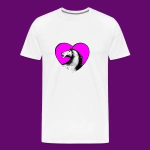 love horse - T-shirt Premium Homme