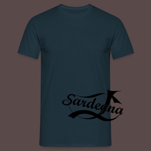 Sardegna, Sport USA + Pop Art - Maglietta da uomo