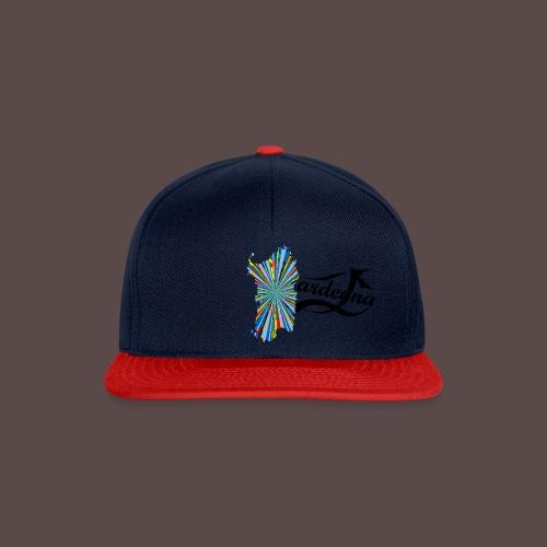 Sardegna, Sport USA + Pop Art - Snapback Cap