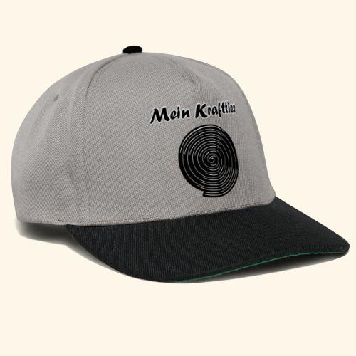 Krafttier, Kontrast - Snapback Cap