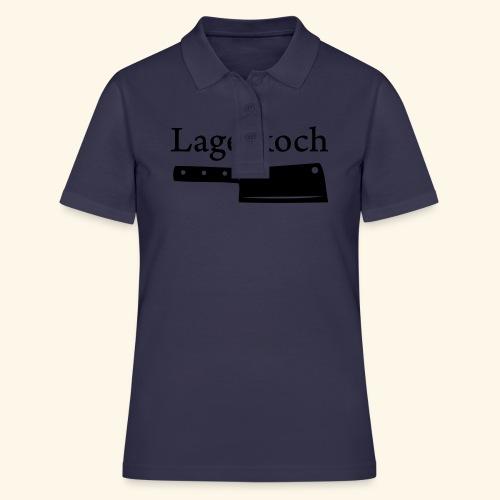 Lagerkoch - Burschen - Frauen Polo Shirt