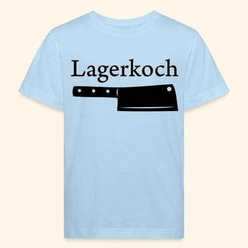 Lagerkoch - Burschen - Kinder Bio-T-Shirt