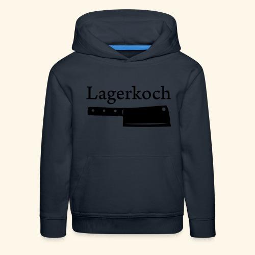 Lagerkoch - Burschen - Kinder Premium Hoodie