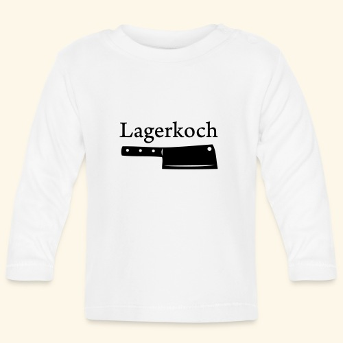 Lagerkoch - Burschen - Baby Langarmshirt