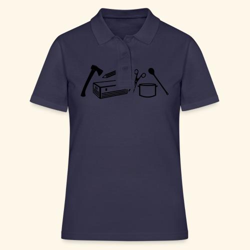 Materialwart - Burschen - Frauen Polo Shirt