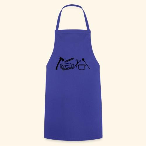 Materialwart - Burschen - Kochschürze
