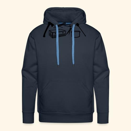 Materialwart - Burschen - Männer Premium Hoodie