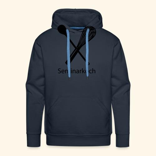 Seminarkoch - Burschen - Männer Premium Hoodie