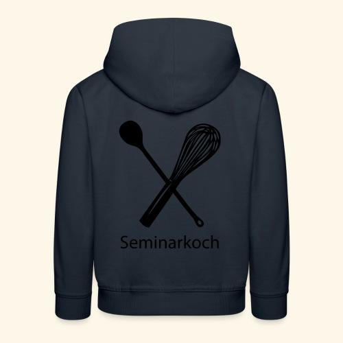 Seminarkoch - Burschen - Kinder Premium Hoodie