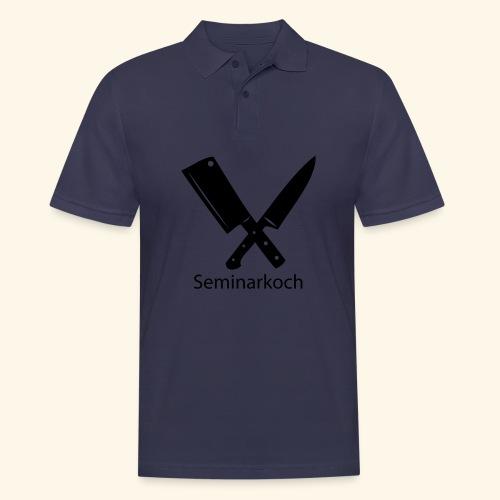 Seminarkoch - Burschen - Männer Poloshirt