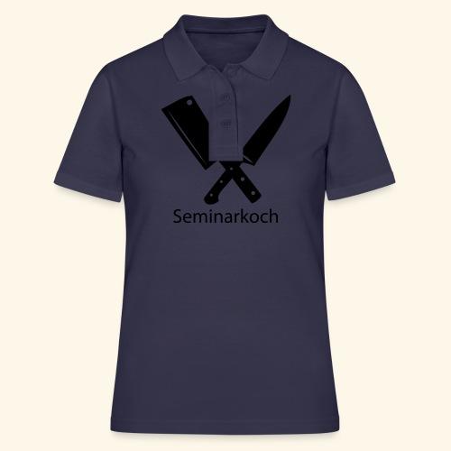 Seminarkoch - Burschen - Frauen Polo Shirt