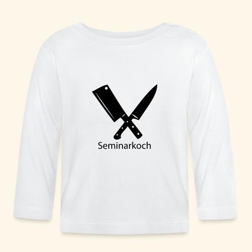 Seminarkoch - Burschen - Baby Langarmshirt