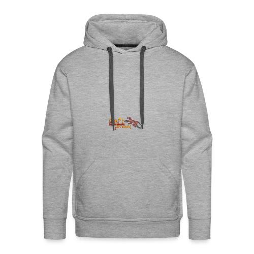 BALI for ever Gecko | Trinkflasche - Männer Premium Hoodie
