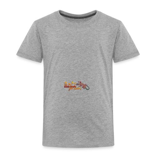 BALI for ever Gecko | Trinkflasche - Kinder Premium T-Shirt