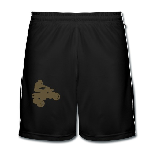 Sweat  à capuche Quad - Short de football Homme