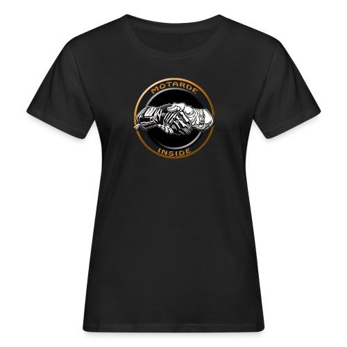Motard inside - T-shirt bio Femme