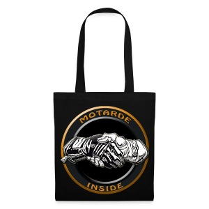 Motard inside - Tote Bag