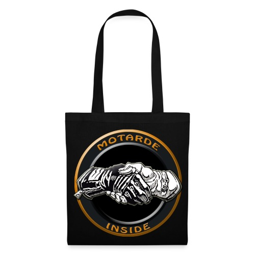 Motard inside - Tote Bag