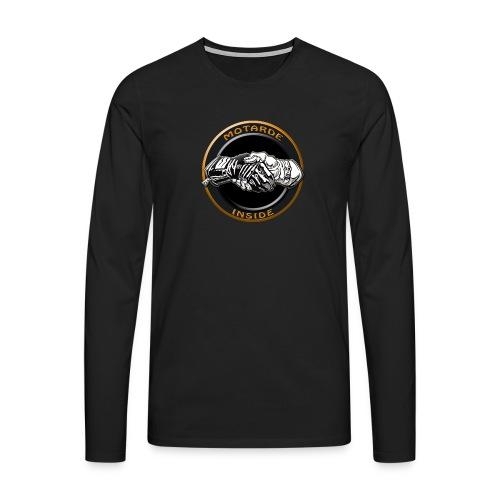 Motard inside - T-shirt manches longues Premium Homme