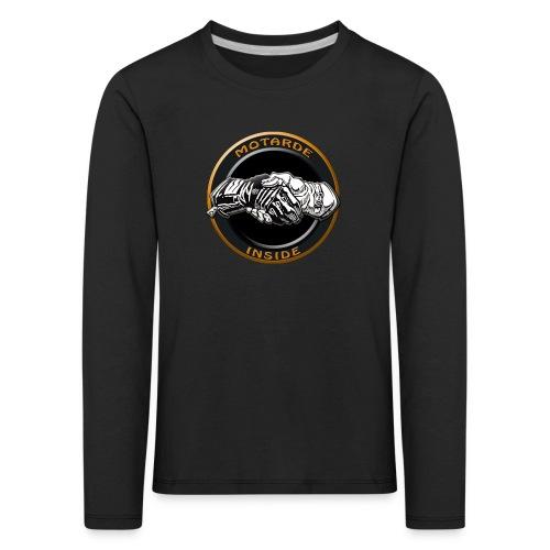 Motard inside - T-shirt manches longues Premium Enfant