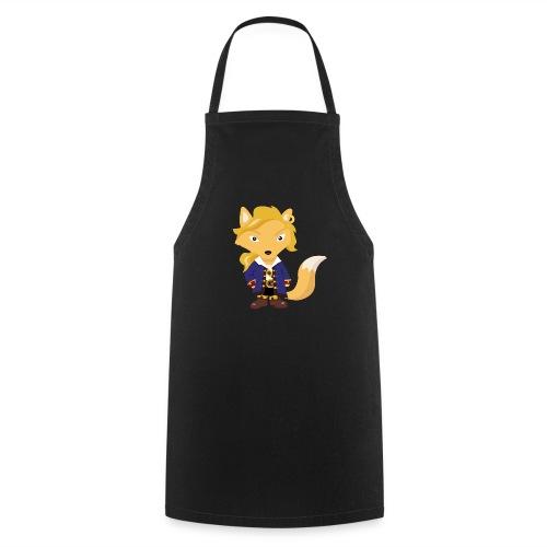 Renard Guybrush - T-shirt Geek - Tablier de cuisine