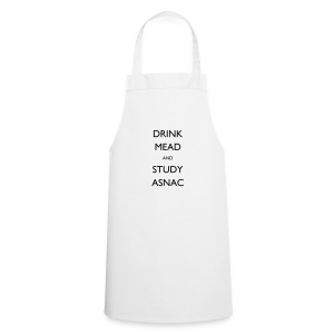 Drink Mead and study ASNC mug - Cooking Apron