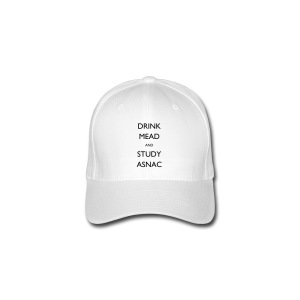 Drink Mead and study ASNC mug - Flexfit Baseball Cap