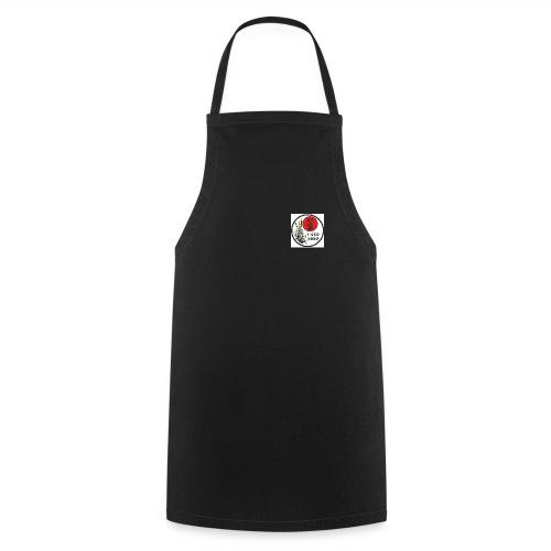 Nur Frontlogo Flexdruck - Kochschürze