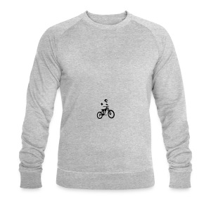 Biker bottle - Men's Organic Sweatshirt by Stanley & Stella