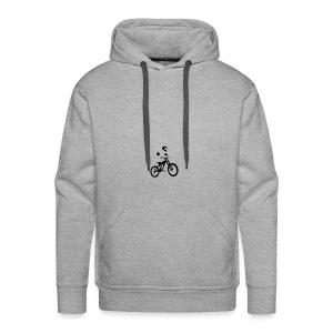 Biker bottle - Men's Premium Hoodie