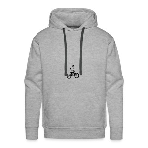 Biker bottle - Men's Premium Hoodie