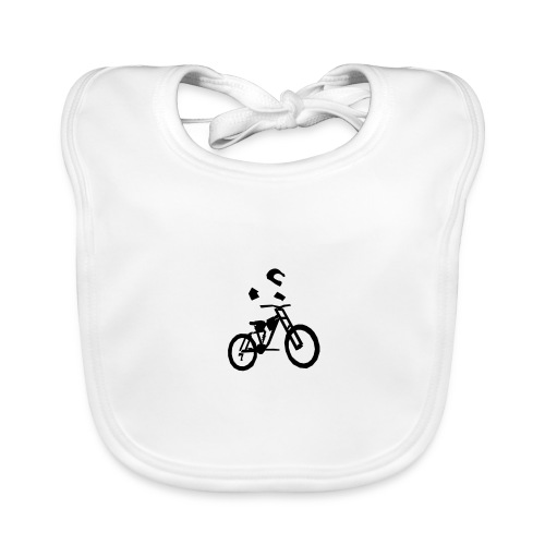 Biker bottle - Baby Organic Bib