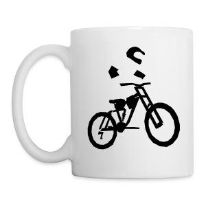 Biker bottle - Mug