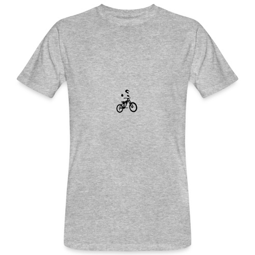 Biker bottle - Men's Organic T-Shirt