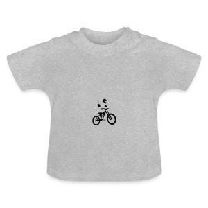 Biker bottle - Baby T-Shirt