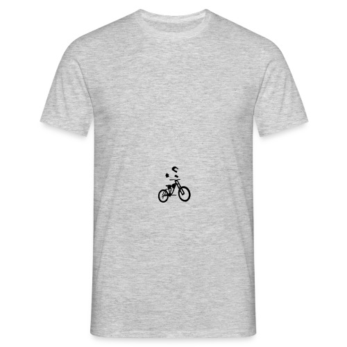 Biker bottle - Men's T-Shirt