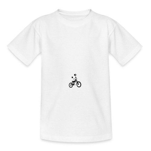 Biker bottle - Kids' T-Shirt